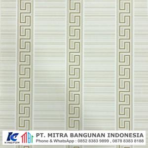 Kingfon Plafon PVC by Shunda Plafon - K-9110