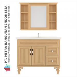 Shunda Cabinet PVC - Floor Standing - Natural Maple - K100C-0102