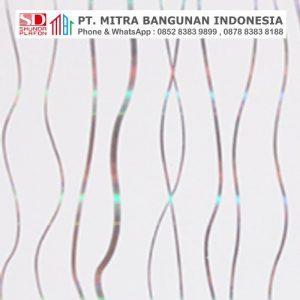 Shunda Plafon PVC - Abstract - Sea Waves - PL 2525