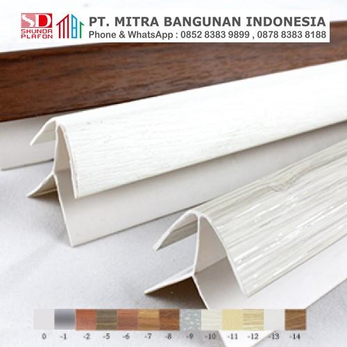 Shunda Plafon PVC - List A - LS 305