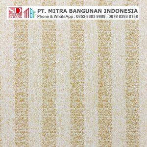 Shunda Plafon PVC - Modern Linears - Brown Wallpaper - PL 08.012 PL 10.012