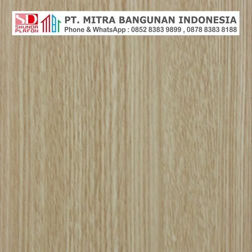 Shunda Plafon PVC - Natural Wood - Abstract Wood Pattern - KK 20074
