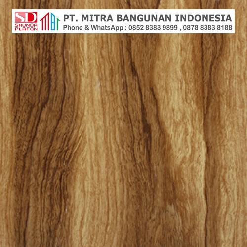 Shunda Plafon PVC - Natural Wood - Ash Wood - MO 25065