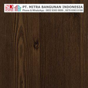 Shunda Plafon PVC - Natural Wood - Dark Walnut - MK 16052
