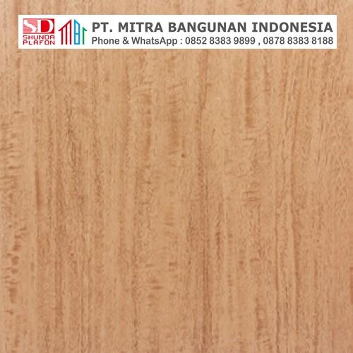 Shunda Plafon PVC - Natural Wood - Maple Wood - PL 2518