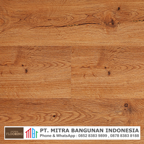 Lantai Kayu Shunda Flooring - Red Oak Wood