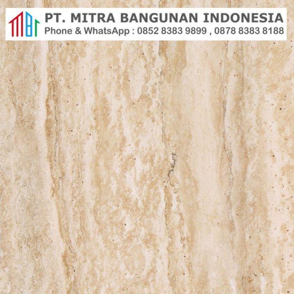 Marmer PVC Shunda Panel - Aureo Travertino