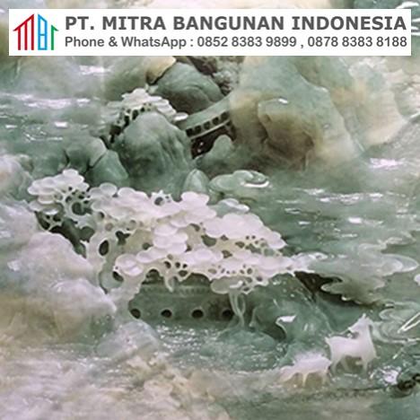 Marmer PVC Shunda Panel - Cielo Doliva