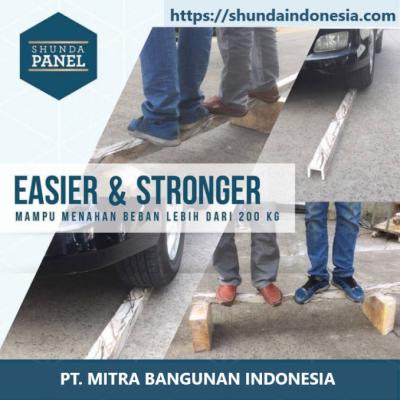 Marmer PVC Shunda Panel - Easier and Stronger