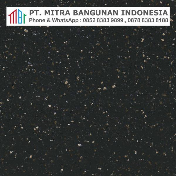 Marmer PVC Shunda Panel - Nero Galassia
