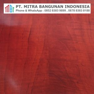 Marmer PVC Shunda Panel - Pietra Rossa