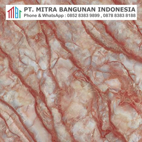 Marmer PVC Shunda Panel - Vena Scarlett