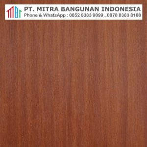 Shunda Wallboard - Brown Mahogany